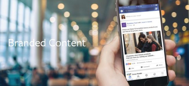 branded content video - video content